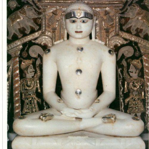 Shri Adinath - Jhagadiya