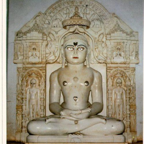 Shri Adinath - Kadambagiri