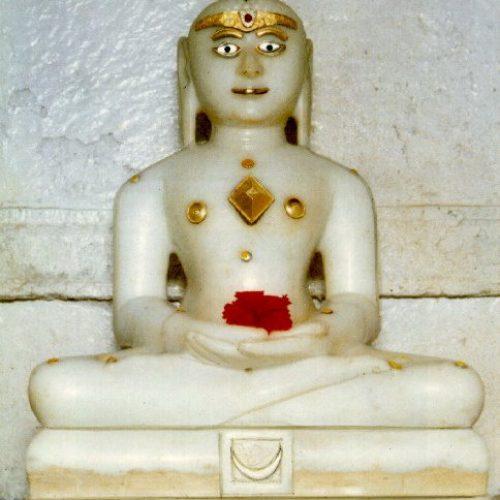 Shri Chandraprabha - Nalia