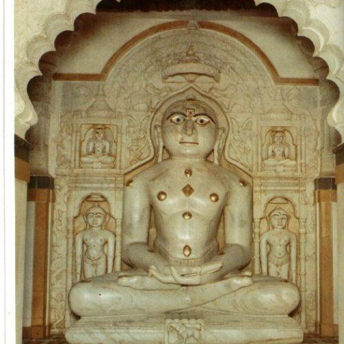 Shri Padmanabha Future Tirthankar-Udayapur