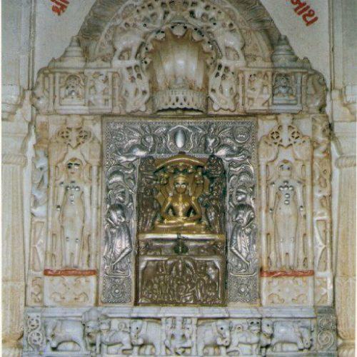 Shri Parshvanath Bhateva-Chanasma