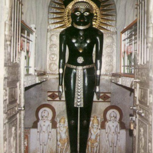 Shri Parshvanath Nageshvar-Unhela