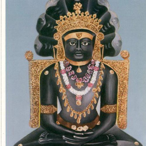 Shri Parshvanath-Sherisa