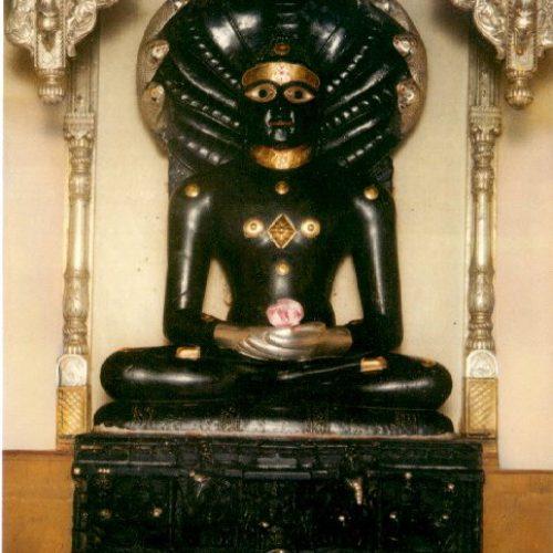 Shri Parshvanath Shyamala-Charoopa