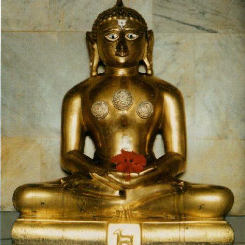 Shri-Shantinath-Mandavi