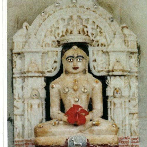 Shri-Shantinath-Shiyana